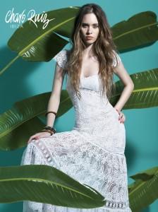 Charo Ruiz Ibiza vestido blanco 2013