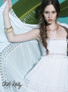 Charo Ruiz Ibiza vestido blanco colección 2013