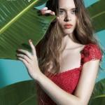Charo Ruiz Ibiza vestido rojo 2013