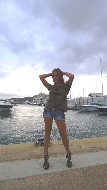 María José Revert, relaciones públicas de locales de moda de la noche de Ibiza