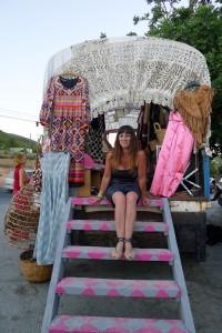 Anne Israel caravana