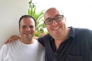 Jose Tur y Jose Luis Riera