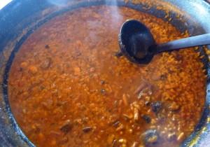 arroz caldoso ibicenco