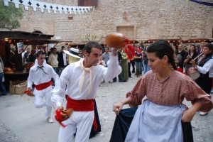 Ball pagés Fiesta Medieval Ibiza