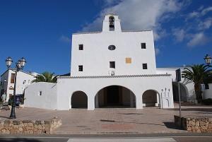 pueblo de Sant Josep Ibiza