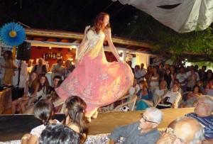 Desfile de moda en Las Dalias