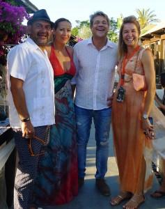 Yolanda Torres y José Corbacho
