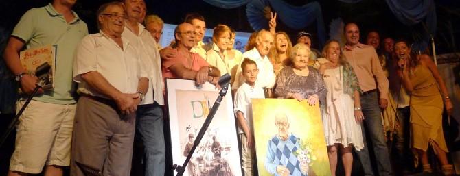 Las Dalias 60 aniversario