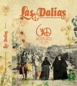 portada libro Las Dalias 1