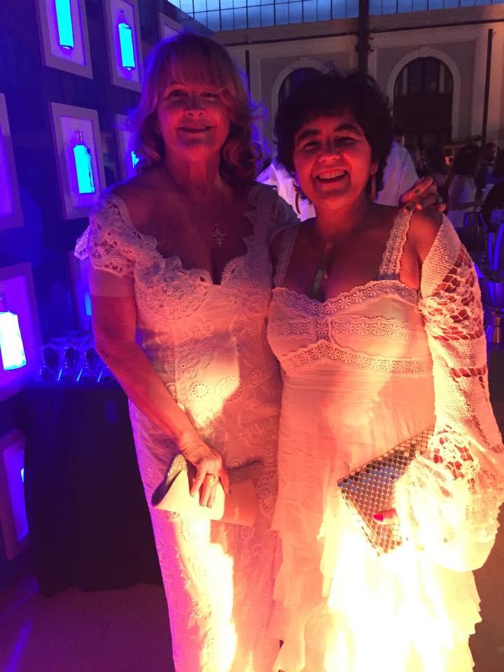 Charo Ruiz y Silvia Castillo