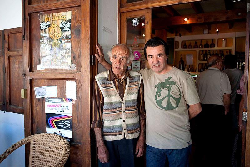 Juanito y su padre