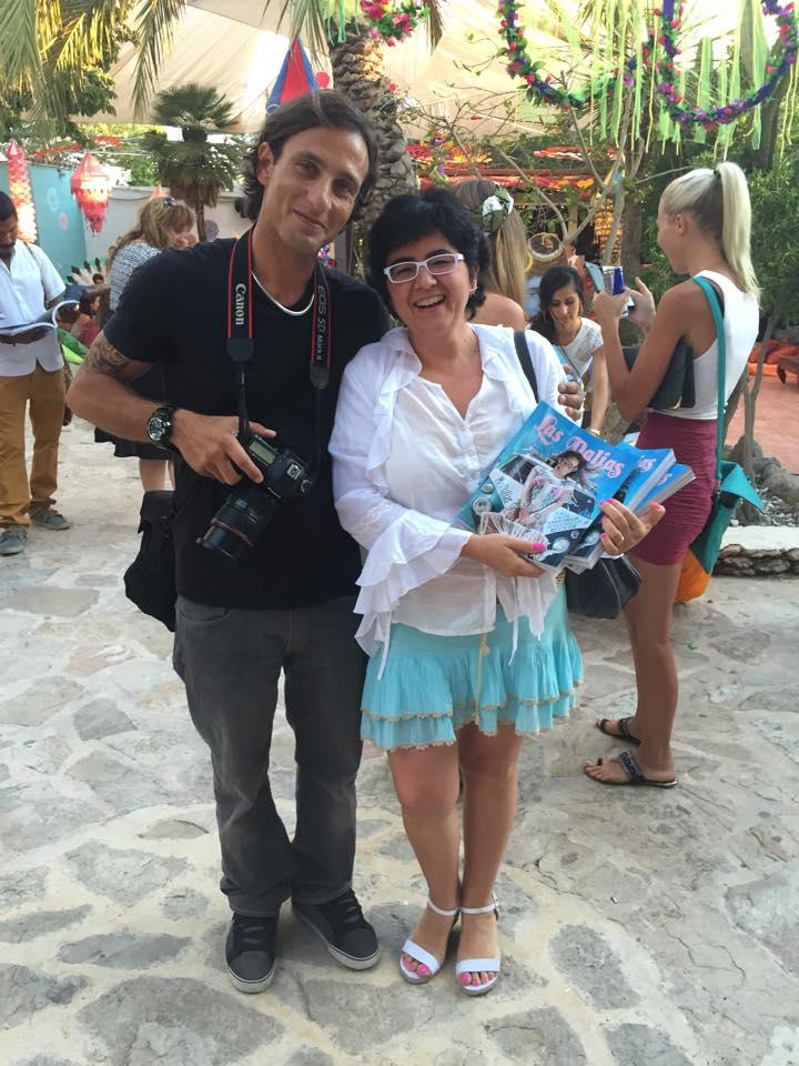 Silvia Castillo y Massimo Aspide
