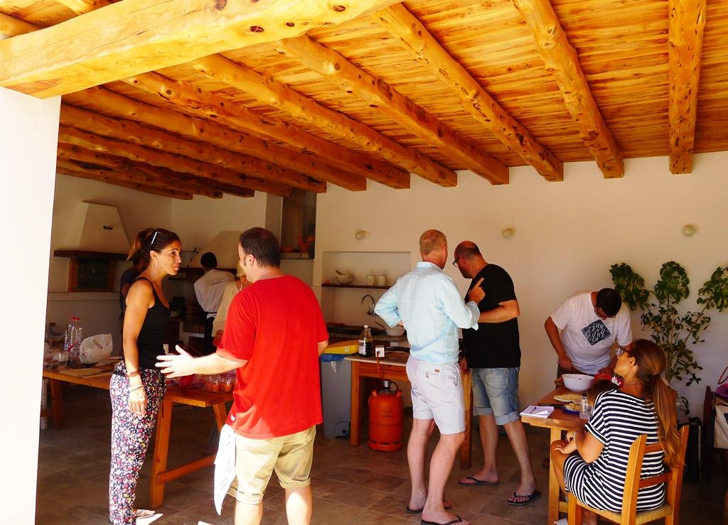 Paella en Ibiza