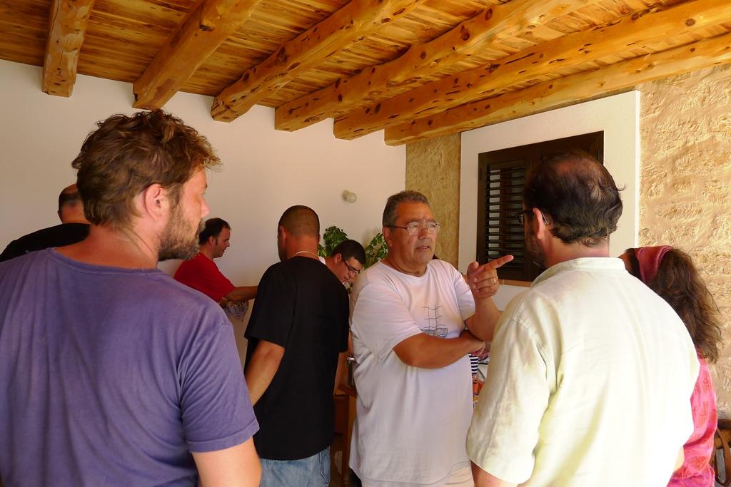 Encuentros Ibiza 5 Sentidos