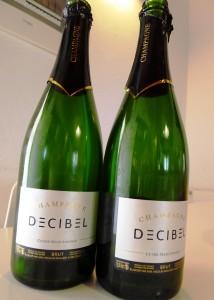 Champagne Decibel