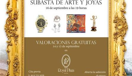 Subasta Royal Plaza